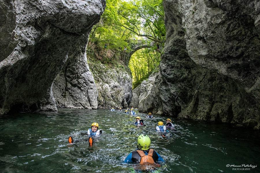 Acqua Trekking Toscana