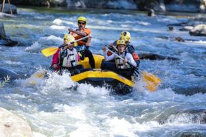 Rafting H2O